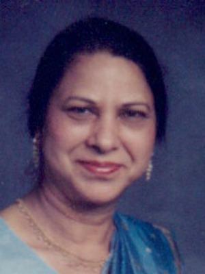 Doris Sarah Abdul Haqq